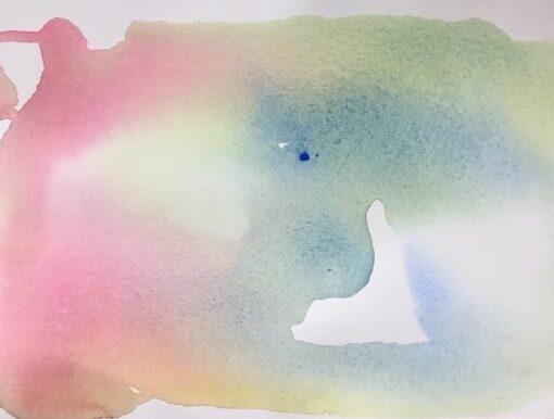 un respiro di acqua e colori