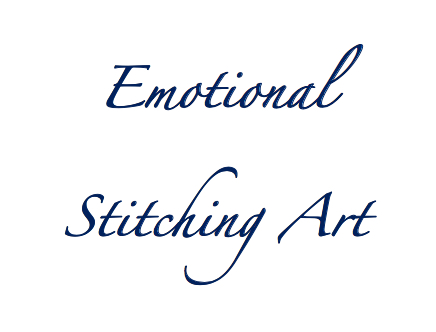Emotional Stitching Art